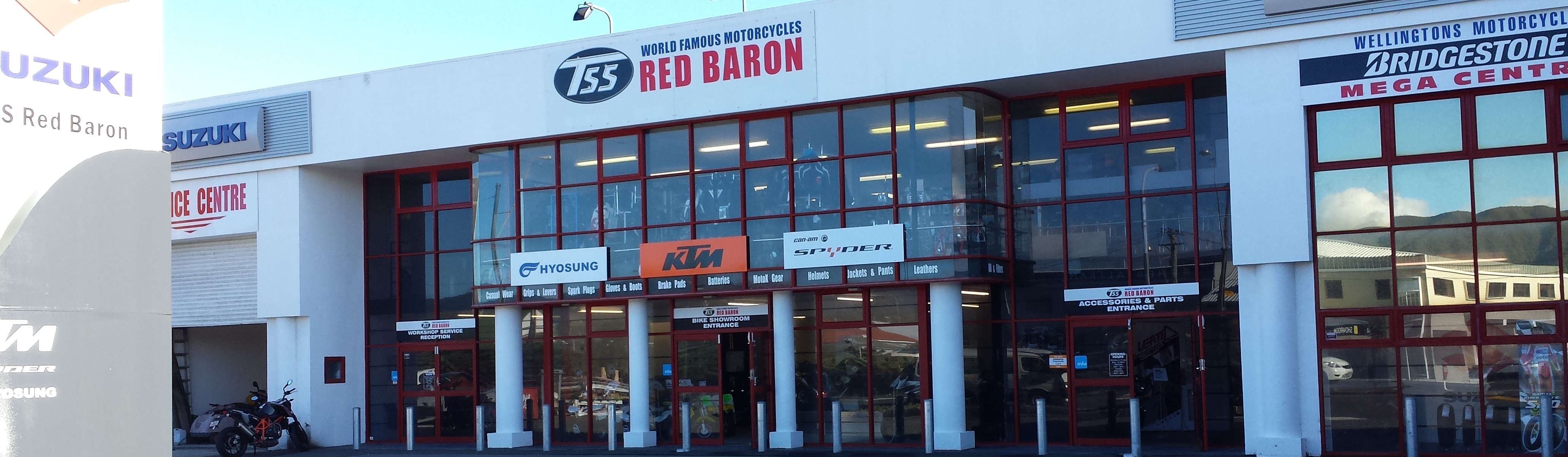 TSS Red Baron shopfront v4