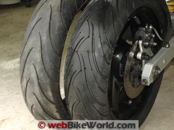 tyre review michelin s pilot road 4 ride forever. Black Bedroom Furniture Sets. Home Design Ideas